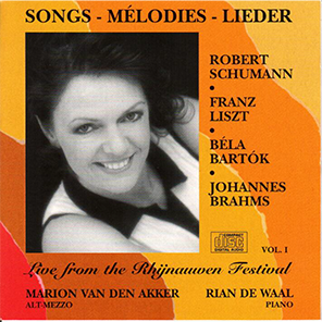CD Songs_Melodies_Lieder