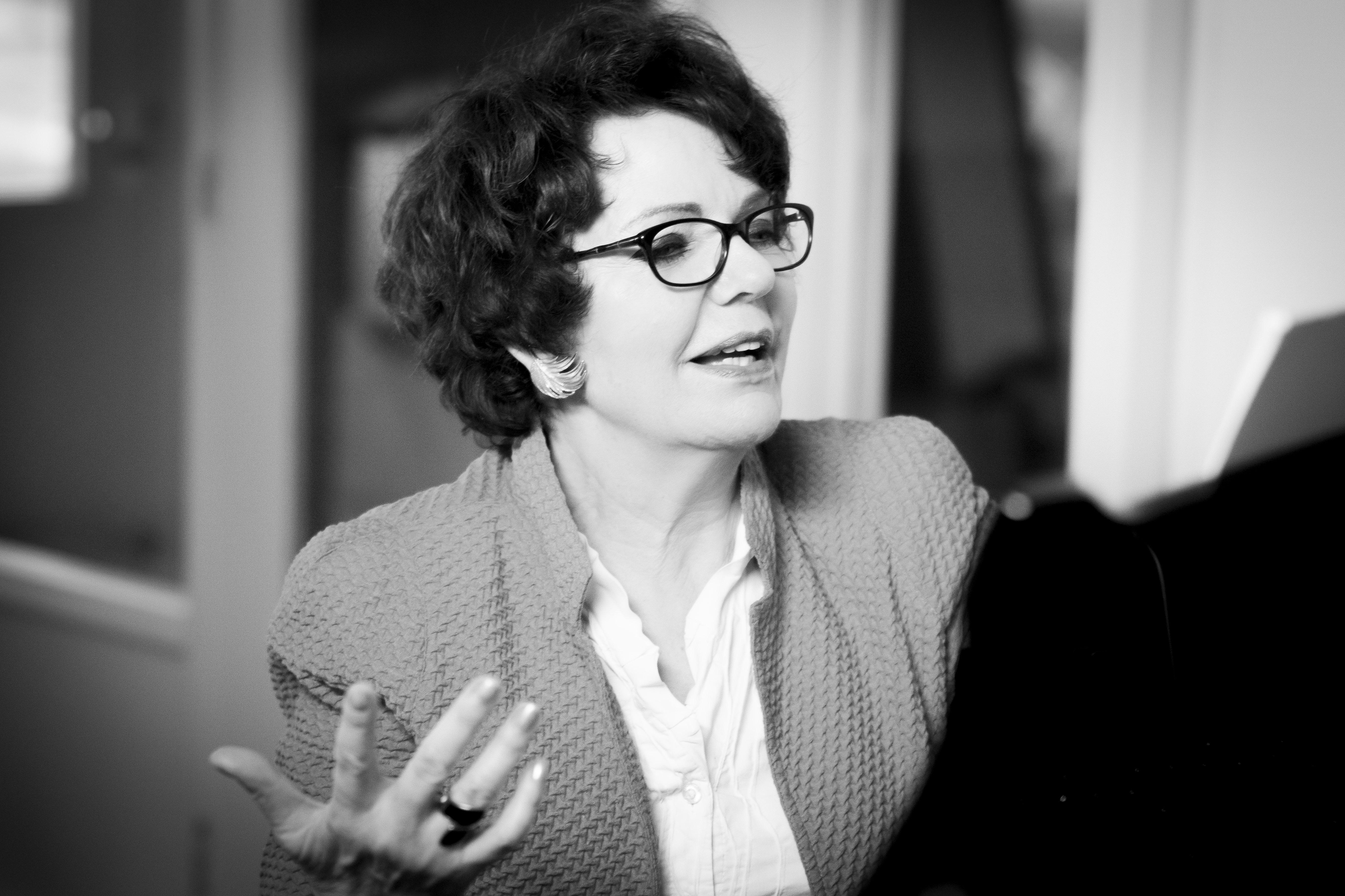 Marion van den Akker photographed by Maurice Lammerts van Bueren