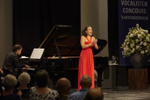International Vocal Competition 's-Hertogenbosch, LIED DUO 2016 - Photo and copyright: Hans Hijmering